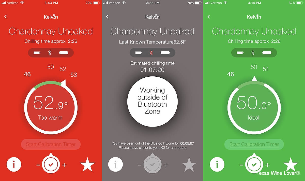 Kelvin K2 Chardonnay in app