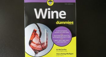 Wine for Dummies front cover