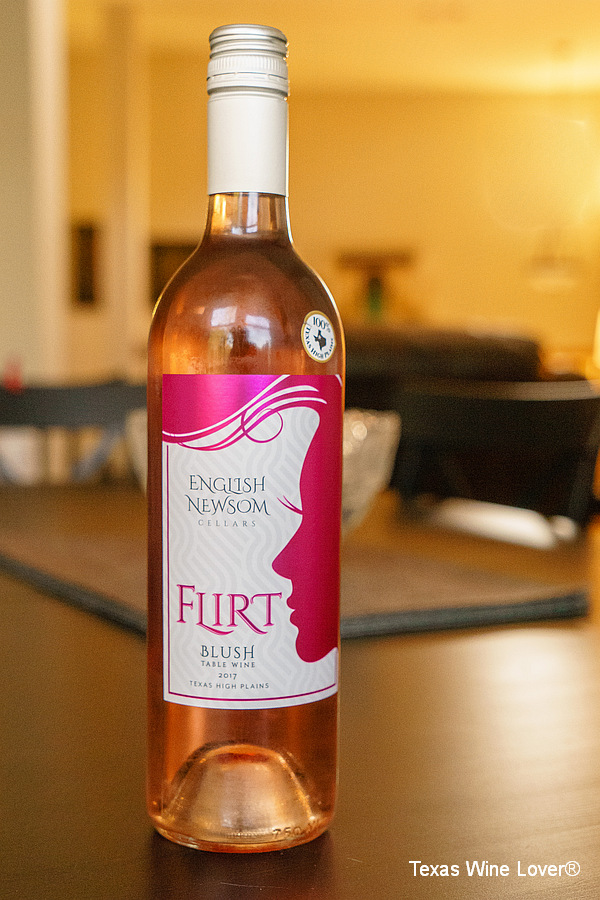 English Newsom Flirt bottle
