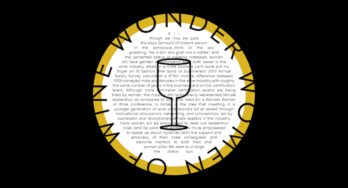 Wonder Women of Wine logo