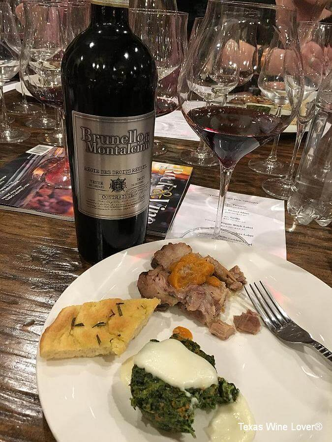 Brunello di Montalcino Silver Label 2013