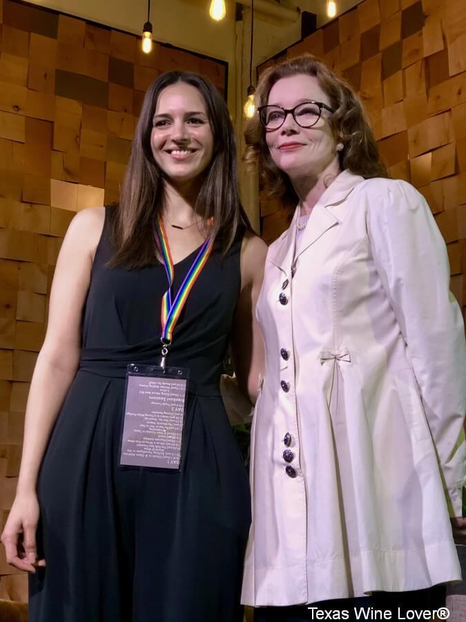 Rania Zayyat and Karen MacNeil