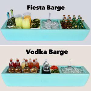 REVO Party Barge - Coastal Cay