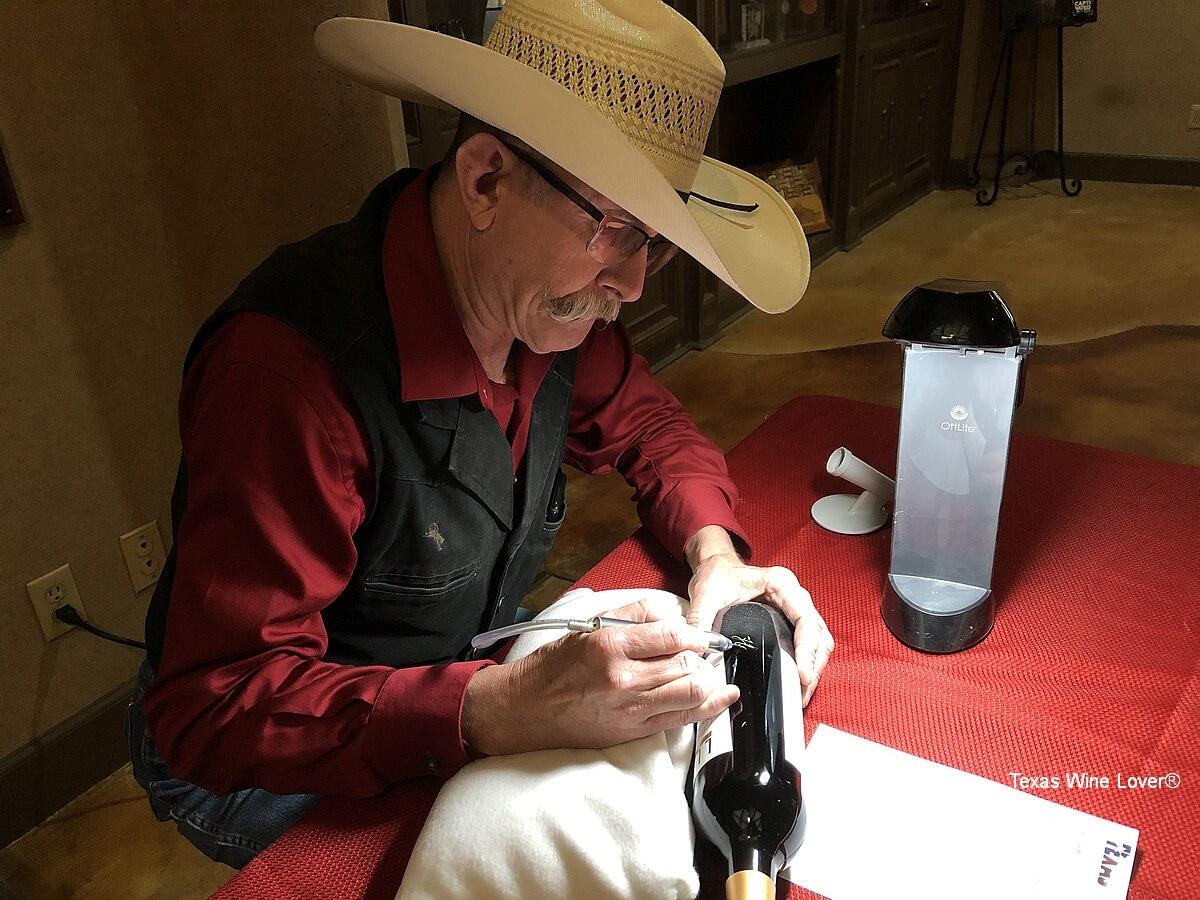 Texas Scribe Marshall Allen