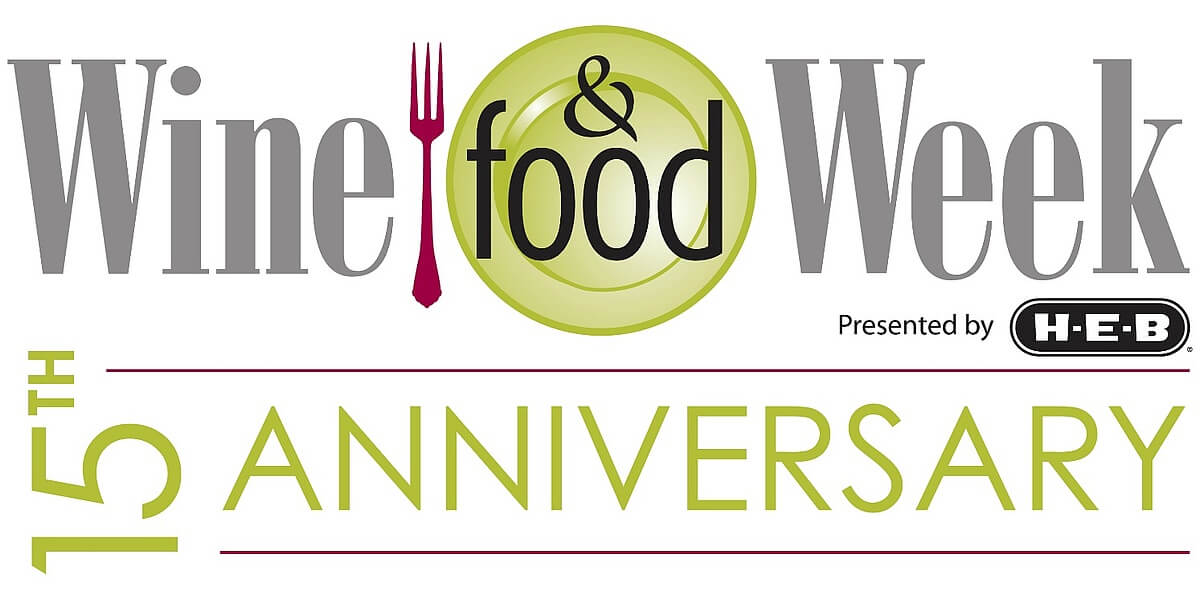 Wine Food Week 15th Anniversary
