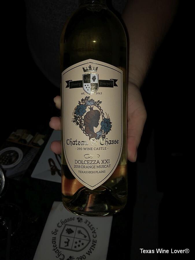 290 Wine Castle Dolcezza XXI