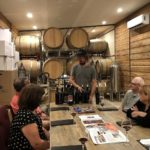 Taste at the Winemaker's Table at CALAIS Winery