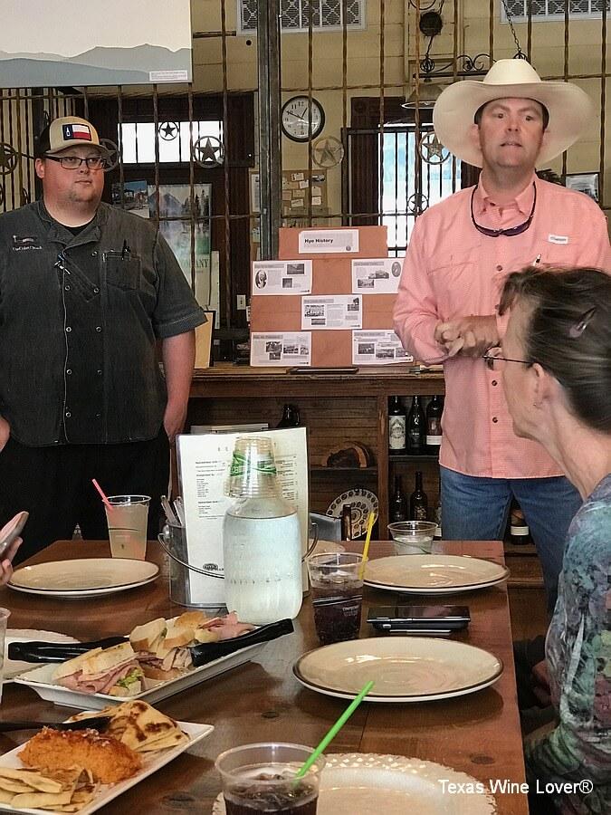 Chef Matt and Jason Cook