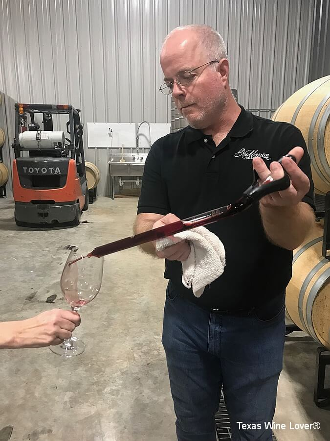 Chris Cobb of Kuhlman Cellars
