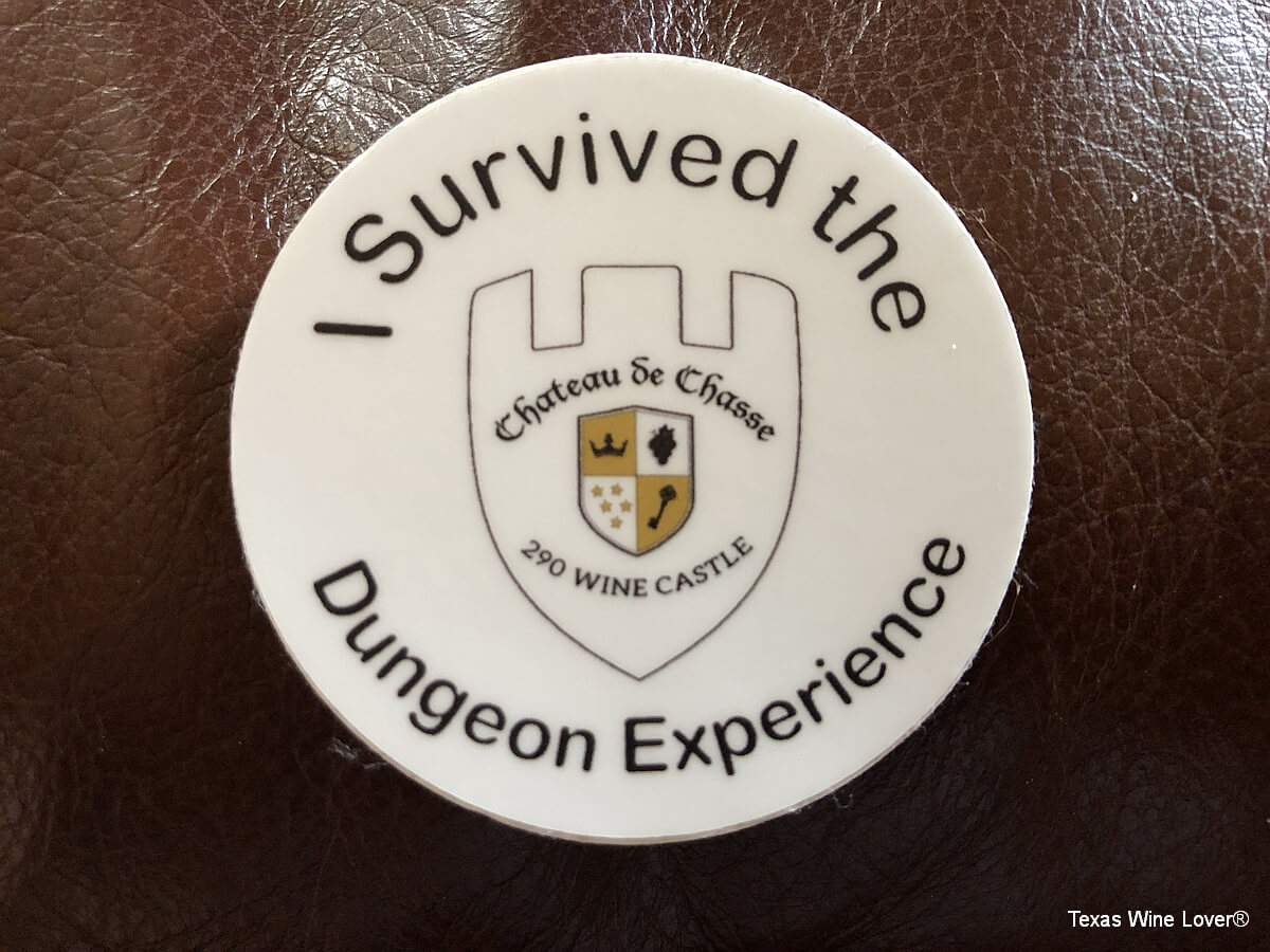 I Survived the Dungeon Experience at 290 Wine Castle