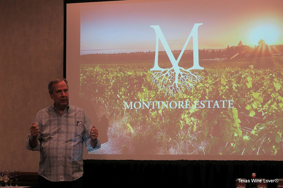 Tim Hanni - Seminar Introduction for Rudy Marchesi of Montinore Estate