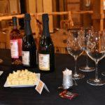 Enjoying a Wilmeth-Hart Vineyards Tasting