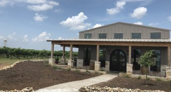 3 Texans Winery outside