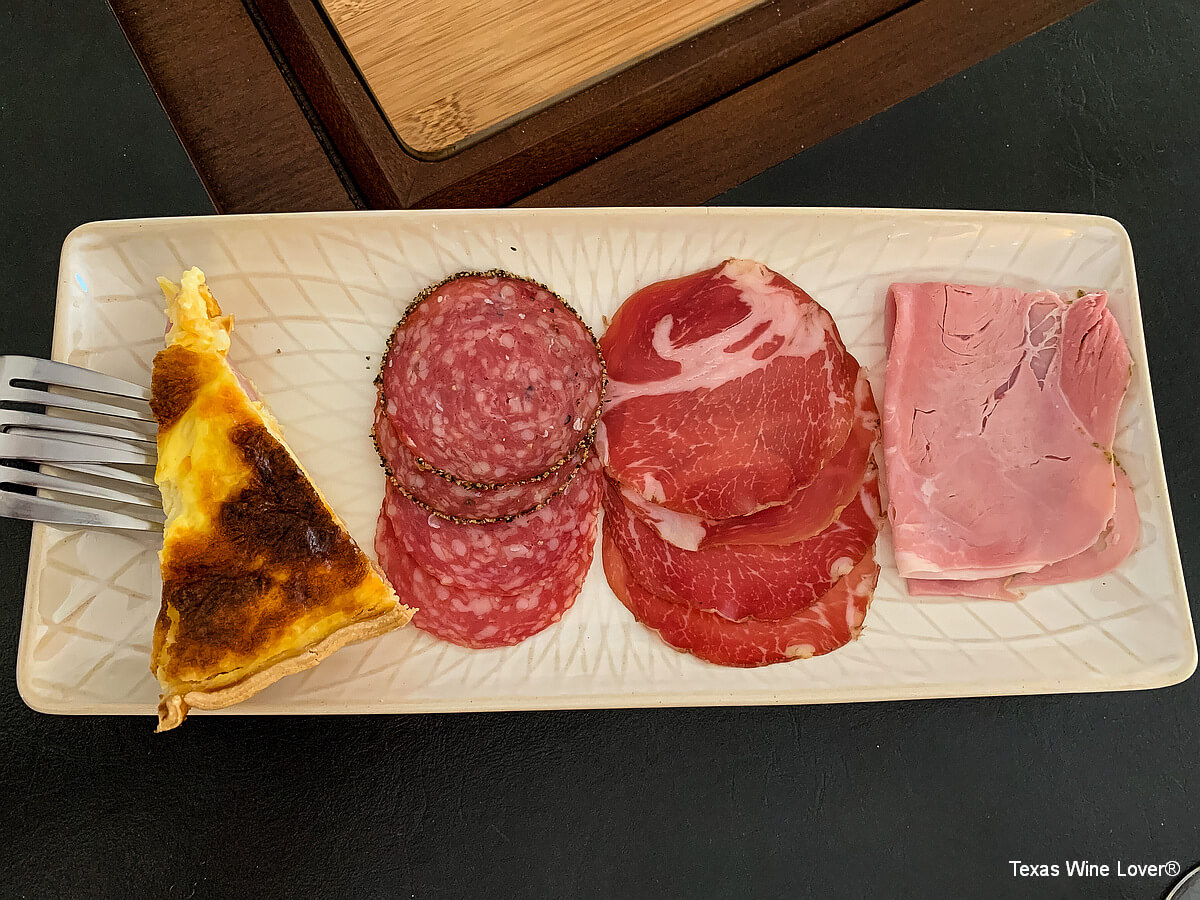 H-Wines charcuterie