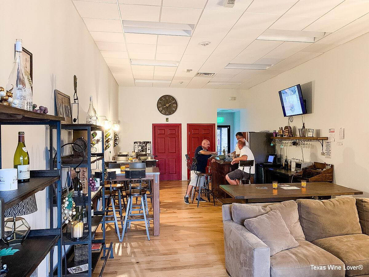 H-Wines tasting room