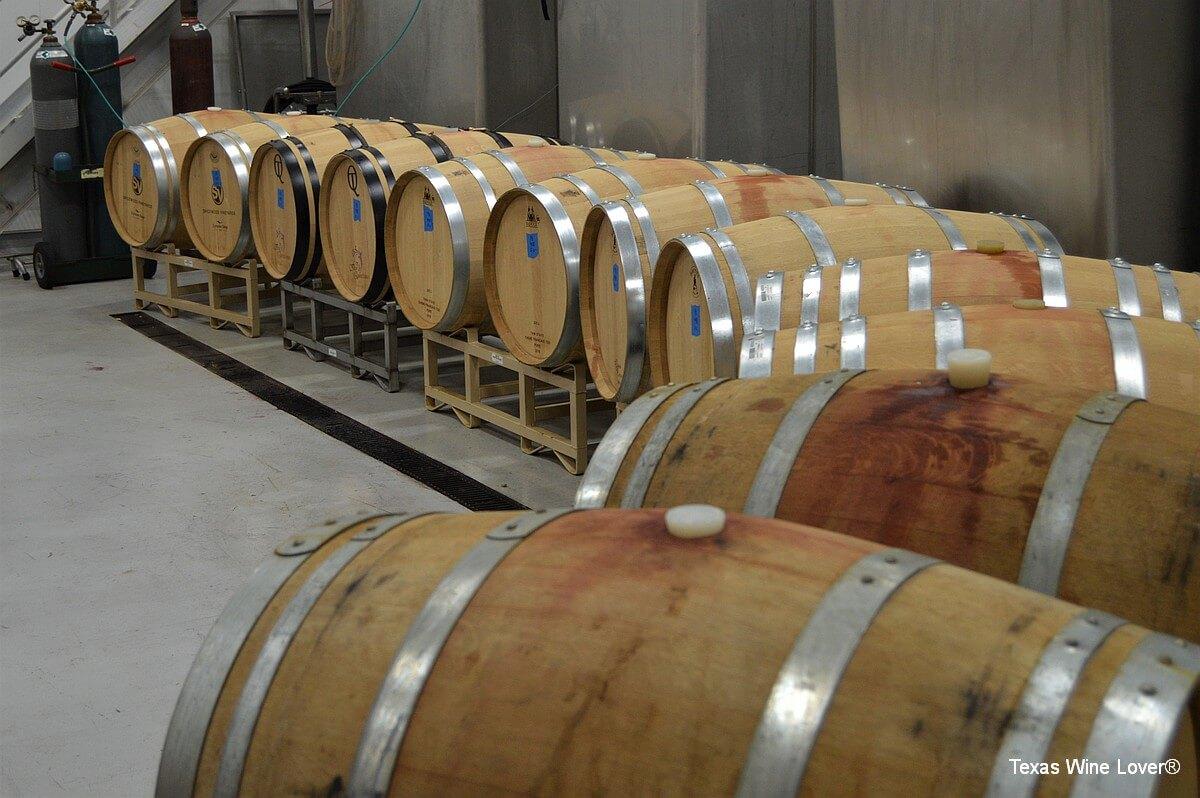 Ron Yates barrels