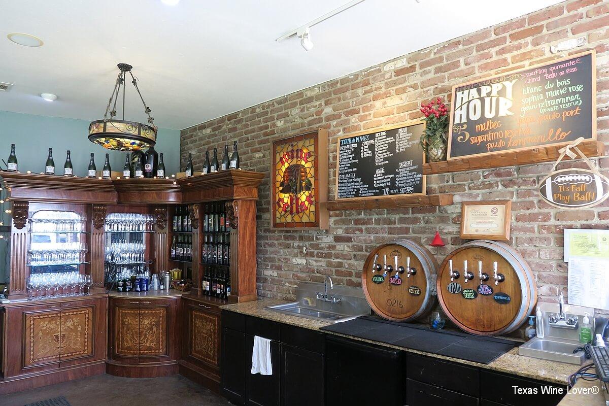 Messina Hof Wine Bar