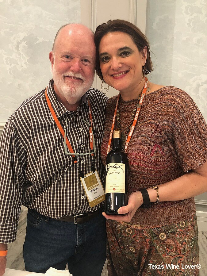William Fore and Jennifer McInnis Fadel of Bending Branch Winery