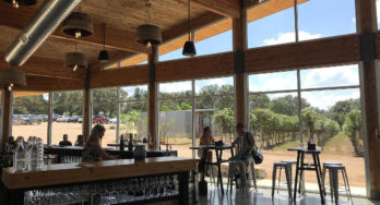 William Chris Vineyards tasting room