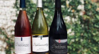 Kuhlman Cellars Thanksgiving wines