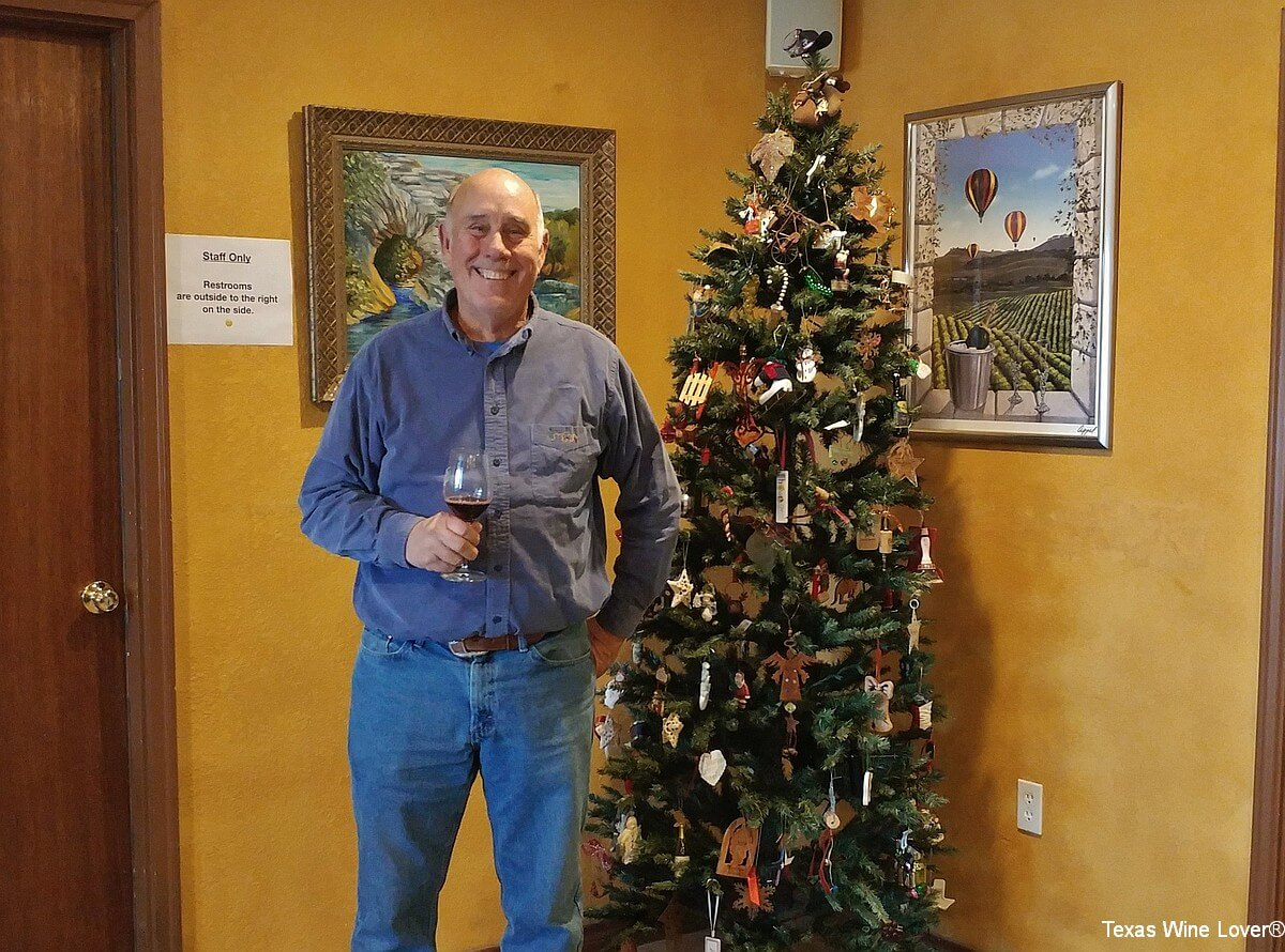 Visiting Texas Hill Country Wineries Using The Christmas