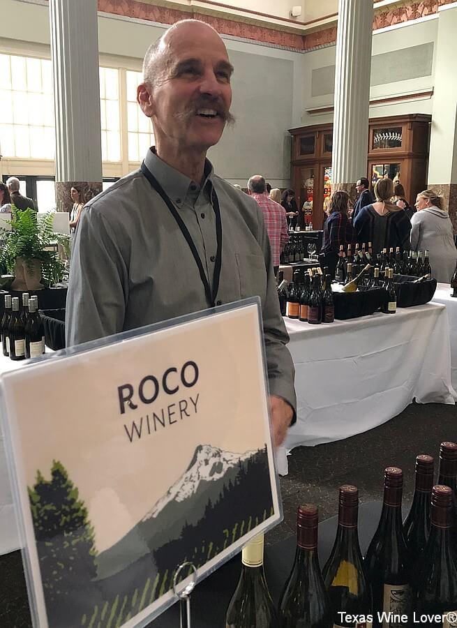 Rollin Soles of ROCO Winery