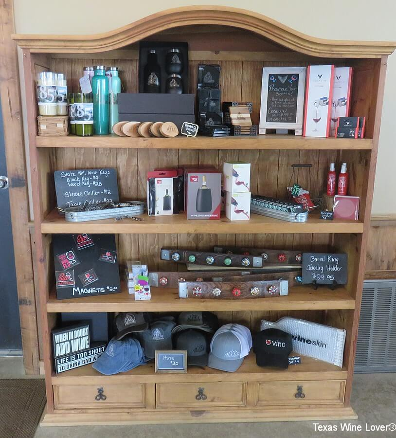 Slate Mill Wine Collective gift shop