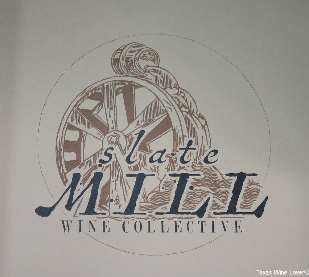 Slate Mill Wine Collective logo
