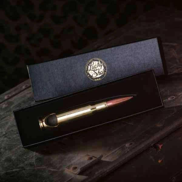 Merica Est. 1776 .50 Caliber Bullet Bottle Opener in box
