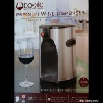 Boxxle Wine Dispenser Review