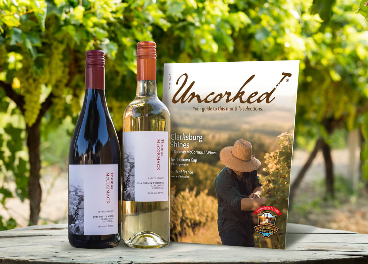 The California Wine Club | Texas Wine Lover