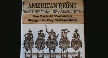 American Rhone book front cover featured