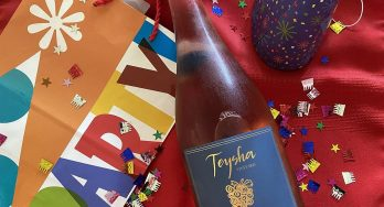 Celebrate with Texas Sparkling Wines