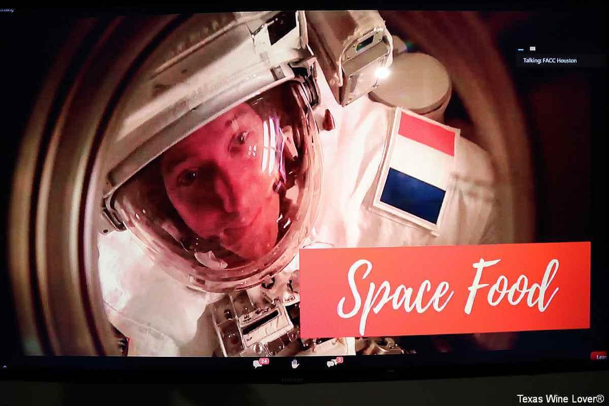 French astronaut Thomas Pesquet
