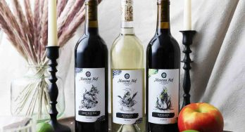 Messina Hof interactive wine labels