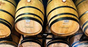 Kuhlman Cellars barrels