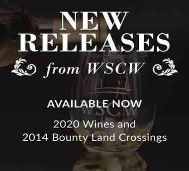 West Sandy Creek 2020 wines