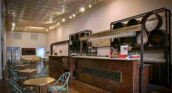 4R Ranch McKinney tasting room bar