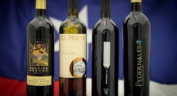 Texas Fine Wine for #OpenLocalWine
