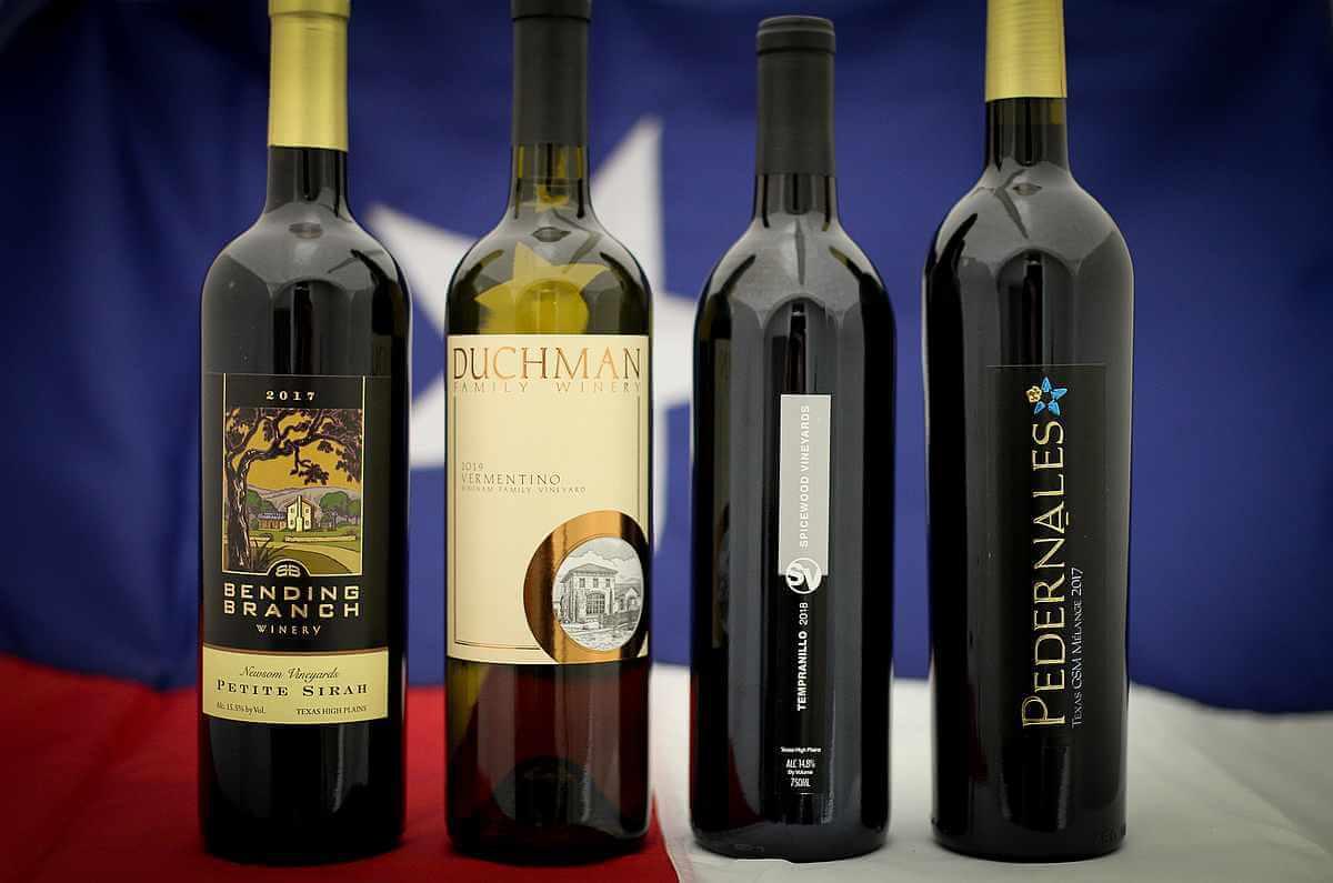 Texas Fine Wine for #OpenLocalWine