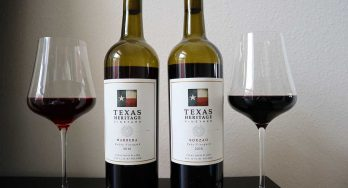 Texas Heritage Vineyard wines