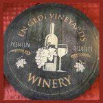 En Gedi – A Wine Oasis
