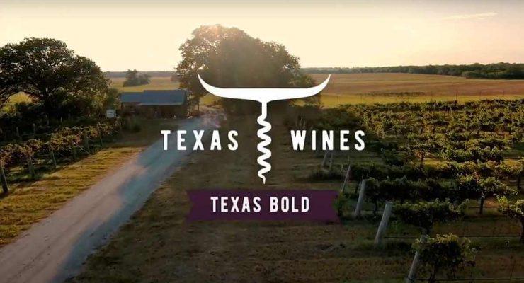 Texas Wines Texas Bold